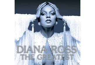 Diana Ross, Diana Ross & The Supremes - The Greatest [CD]