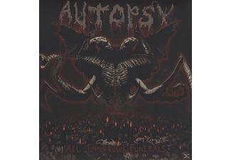 Autopsy - All Tomorrow's Funeraly (2lp Gatefold) - (Vinyl)