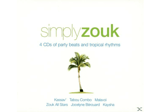 VARIOUS - Simply Zouk [CD]
