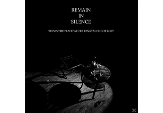 Remain In Silence - This Is The Place Where Resistance - (LP + Bonus-CD)