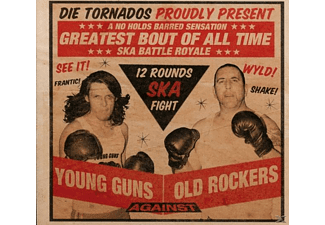The Tornados - Young Guns Against Old Rockers - (CD)