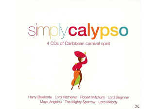 VARIOUS - Simply Calypso [CD]