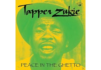 Tapper Zukie - Peace In The Ghetto - (CD)