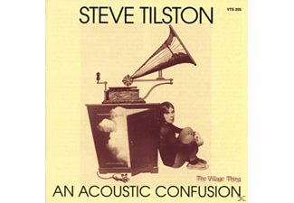 Tilston - An Acoustic Confusion - (CD)