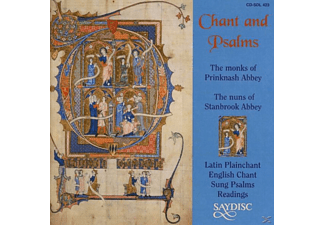 Nuns Of S Monks Of Prinknash Abbey - Chant and Psalms - (CD)