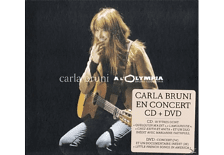 Carla Bruni - A L'olympia (Limited Edition) [CD + DVD Video]