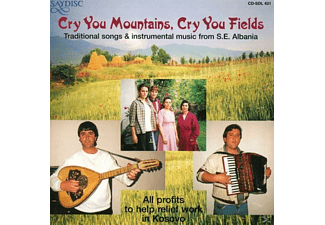 VARIOUS - Cry You Mountains,Cry You Fields - (CD)