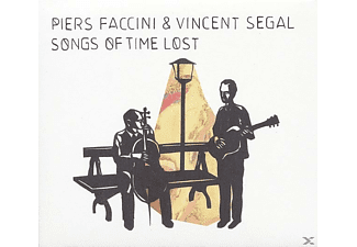 Piers & Vincent Segal Faccini - Songs Of Time Lost - (LP + Download)