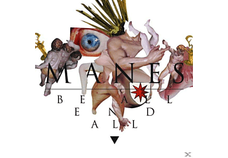 Manes - Be All End All [CD]