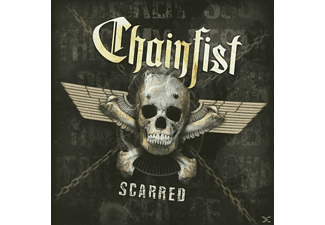 Chainfist - Scarred - (CD)