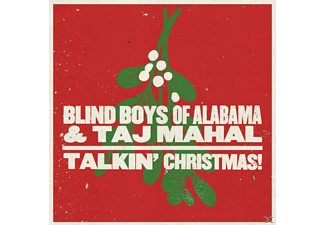 The Blind Boys Of Alabama - Talkin' Christmas! - (CD)