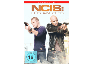 Navy CIS: L.A. - Staffel 4.1 [DVD]