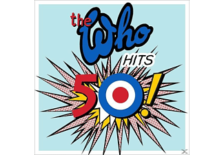The Who - The Who Hits 50 (2-Cd) - (CD)