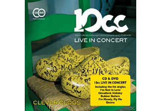 Ten Cc - In Concert - (CD + DVD)