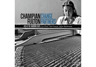 Champian Fulton - Change Partners: Live At Yardb - (CD)