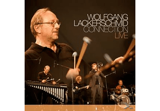 Wolfgang Connection Lackerschmidt - Live - (CD)