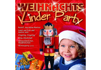 VARIOUS - Weihnachts-Kinder-Party - (CD)