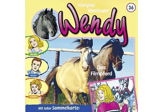 WARNER MUSIC GROUP GERMANY Wendy 36: Das Filmpferd