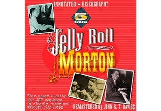 Jelly Roll Morton - Jelly Roll Morton: 1926-1930 - (CD)