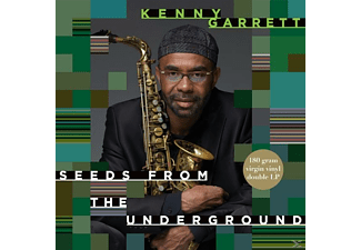 Kenny Garrett - Seeds From The Underground - (Vinyl)