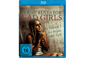House Rules For Bad Girls - Befolge die Regeln oder stirb [Blu-ray]