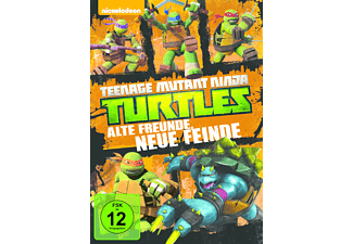 Teenage Mutant Ninja Turtles – Alte Freunde, neue Feinde - (DVD)