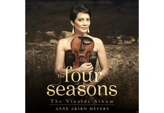 Anne Akiko Meyers, English Chamber Orchestra - The Four Seasons: The Vivaldi Album - (CD)