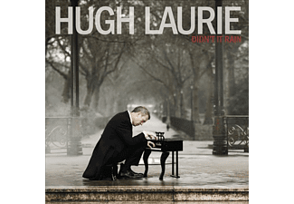 Hugh Laurie - Didn't It Rain (CD)