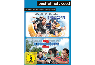 Kindsköpfe 1 & 2 (Best Of Hollywood) [DVD]