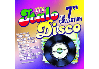 "VARIOUS - Zyx Italo Disco: The 7"" Collection - (CD)"