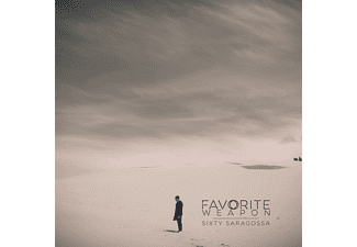 Favourite Weapon - Sixty Saragossa - (CD)