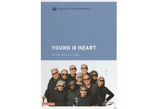 YOUNG(AT)HEART (GROSSE KINOMOMENTE) - (DVD)