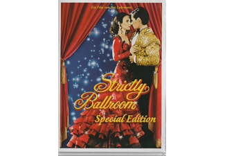 STRICTLY BALLROOM (SPECIAL EDITION) [DVD]