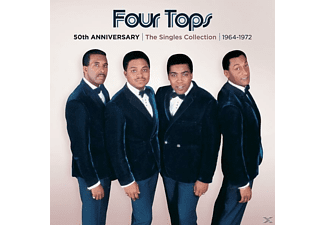 The Four Tops - 50th Anniversary The Singles Collection 1964-1972 [CD]