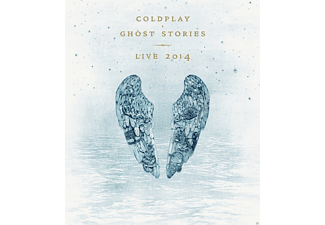 Coldplay - Ghost Stories Live 2014 [CD + Blu-ray Disc]