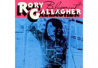 Rory Gallagher - Blueprint - (CD)