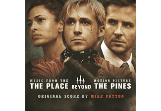 Mike Patton - The Place Beyond The Pines - (CD)