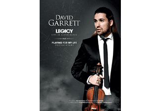 David Garrett, National Philharmonic Of Russia - Legacy - Live In Baden Baden - (DVD)