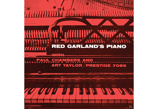 Red Garland Trio, Paul Chamber & Art Taylor - Red Garland's Piano (Rudy Van Gelder Remaster) [CD]