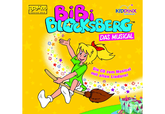 - Bibi Blocksberg - Das Musical 2013 [CD]
