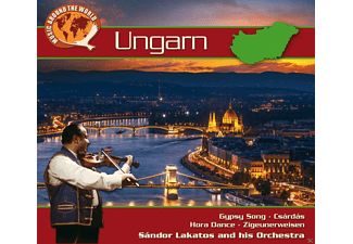 Sándor & His Gypsy Orchestra Lakatos - Ungarn-Music Around The World - (CD)