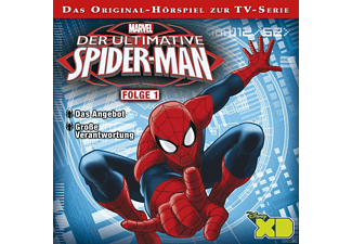 Marvel: Der ultimative Spider-Man 01 - (CD)