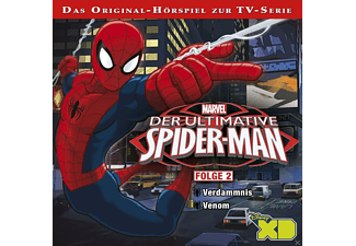 - Marvel: Der ultimative Spider-Man 02 - (CD)