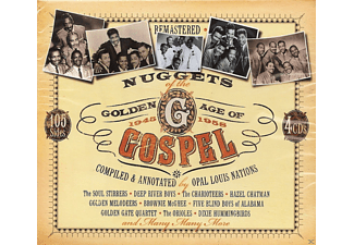 VARIOUS - Nuggets Of Gospel - Golden Age - (CD)