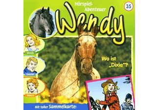 "- Wendy 35: Wo ist ""Dixie""? - (CD)"