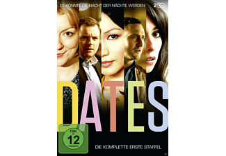 DATES 1.STAFFEL KOMPLETT - (DVD)
