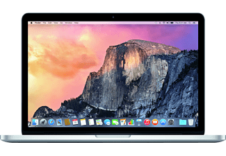 APPLE MacBook Pro mit Retina Display, Notebook mit Core i5 Prozessor, 8 GB RAM, 128 GB Flash, Intel Iris 6100 Grafik