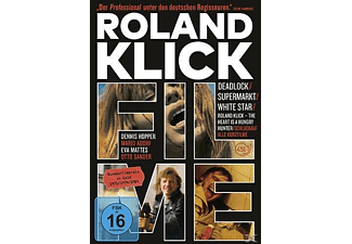 Roland Klick: Deadlock, Supermarkt, White Star, Schluckauf, The Heart is a Hungry Hunter [DVD]