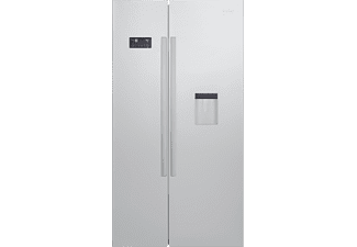 BEKO GN 163230 X Side-by-Side (380 kWh/Jahr, A++, 1820 mm hoch, Edelstahl)