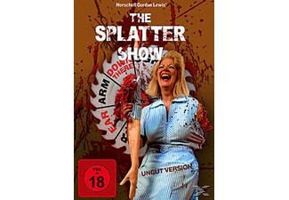 THE SPLATTER SHOW [Blu-ray]